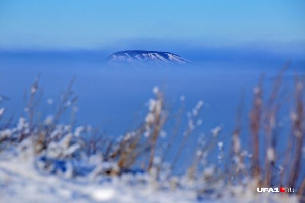 Гора Куштау — та самая, которую вскоре начнут разрабатывать на соду