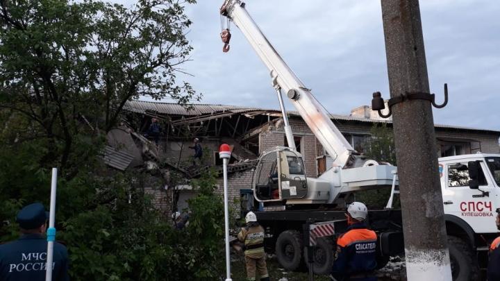 Прокуратура и следком начали проверку по взрыву в Каменском районе