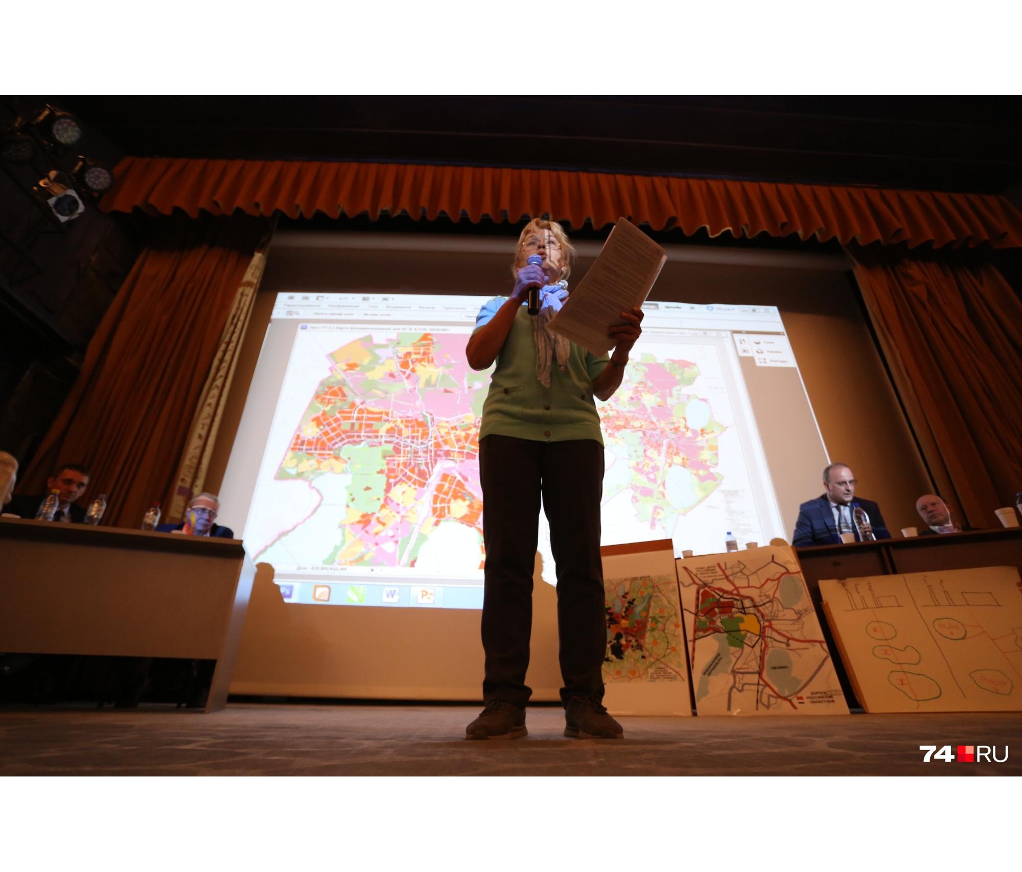 Татьяна Фросина назвала генплан от столичных экспертов букетом на кладбище Челябинска
