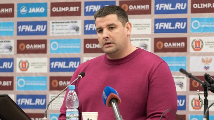 Президент «Ротора» прикрылся своим советом при жалобе на «дебилов» Леонида Слуцкого в РФС