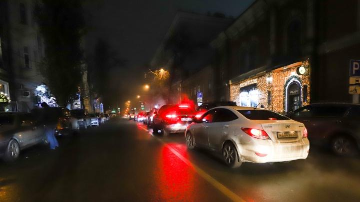 Тьма наступает на Ростов: что делать, если на вашей улице нет освещения