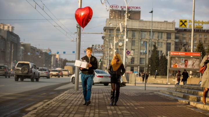 Наконец тепло:в Новосибирск идёт весенняя погода