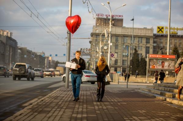 По словам синоптиков, в выходные в Новосибирске будет тепло и без осадков