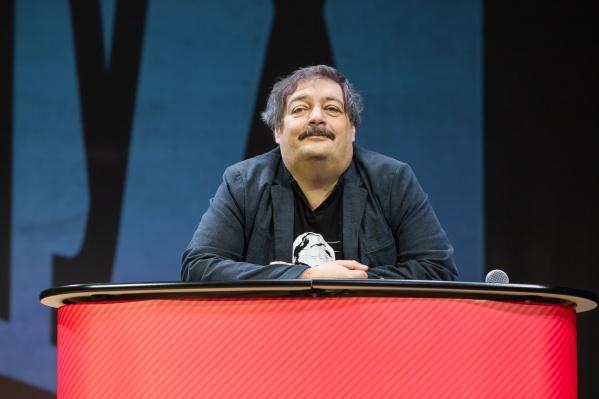 Писатель Дмитрий Быков снова приедет в Ростов