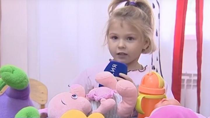 В Ростове объявилась предполагаемая мать четырехлетней Ксюши
