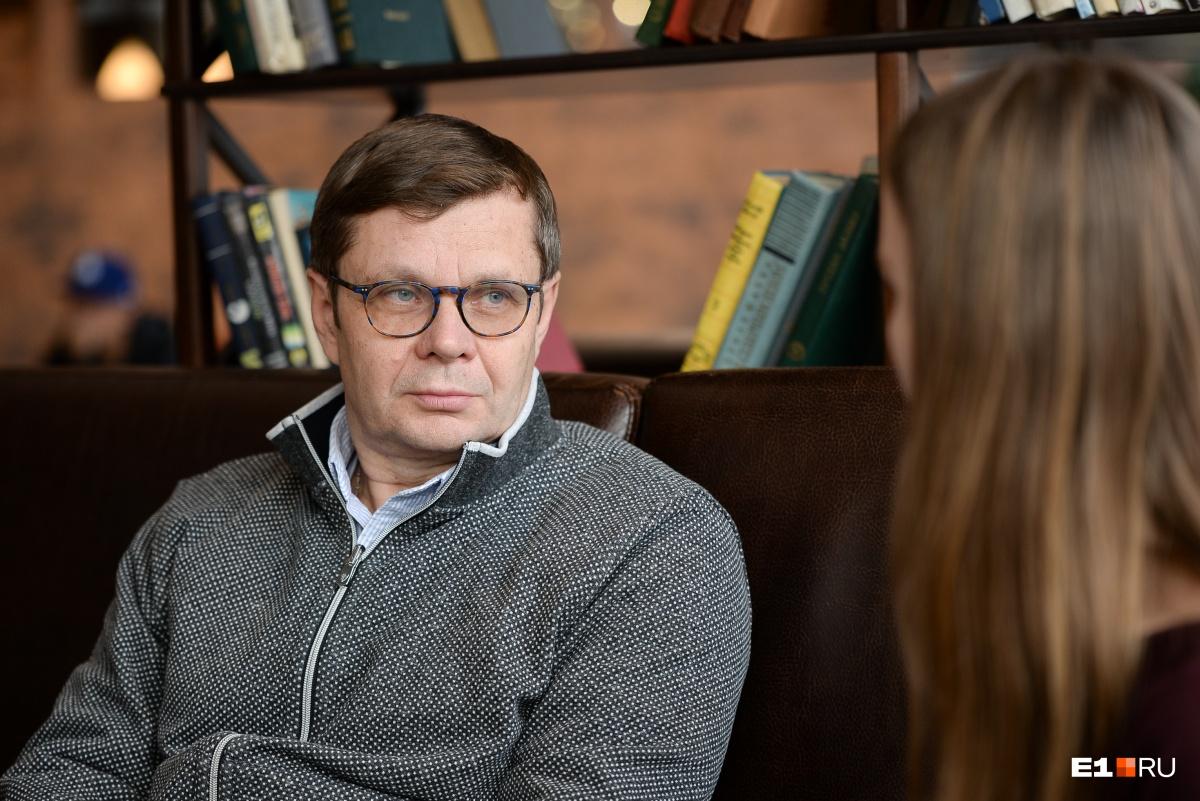 «Мы улучшим условия для проведения городских мероприятий», — говорит Владимир Руднев