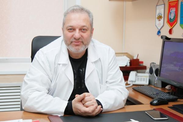 Михаил Черноморский считает, что в борьбе с вредной привычкой главное — мотивация