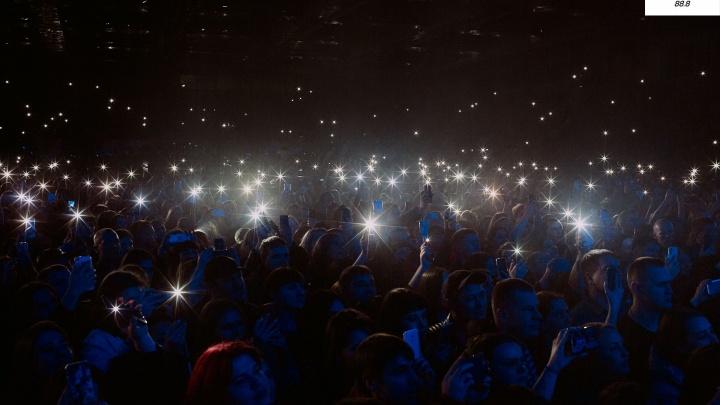 «Кислотный music» и «кислотный people» взорвали танцпол ДС «Рубин»