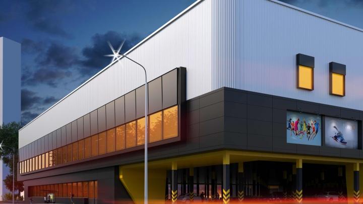 Новый 3-этажный ТЦ решили построить на месте бараков на Ладо Кецховели