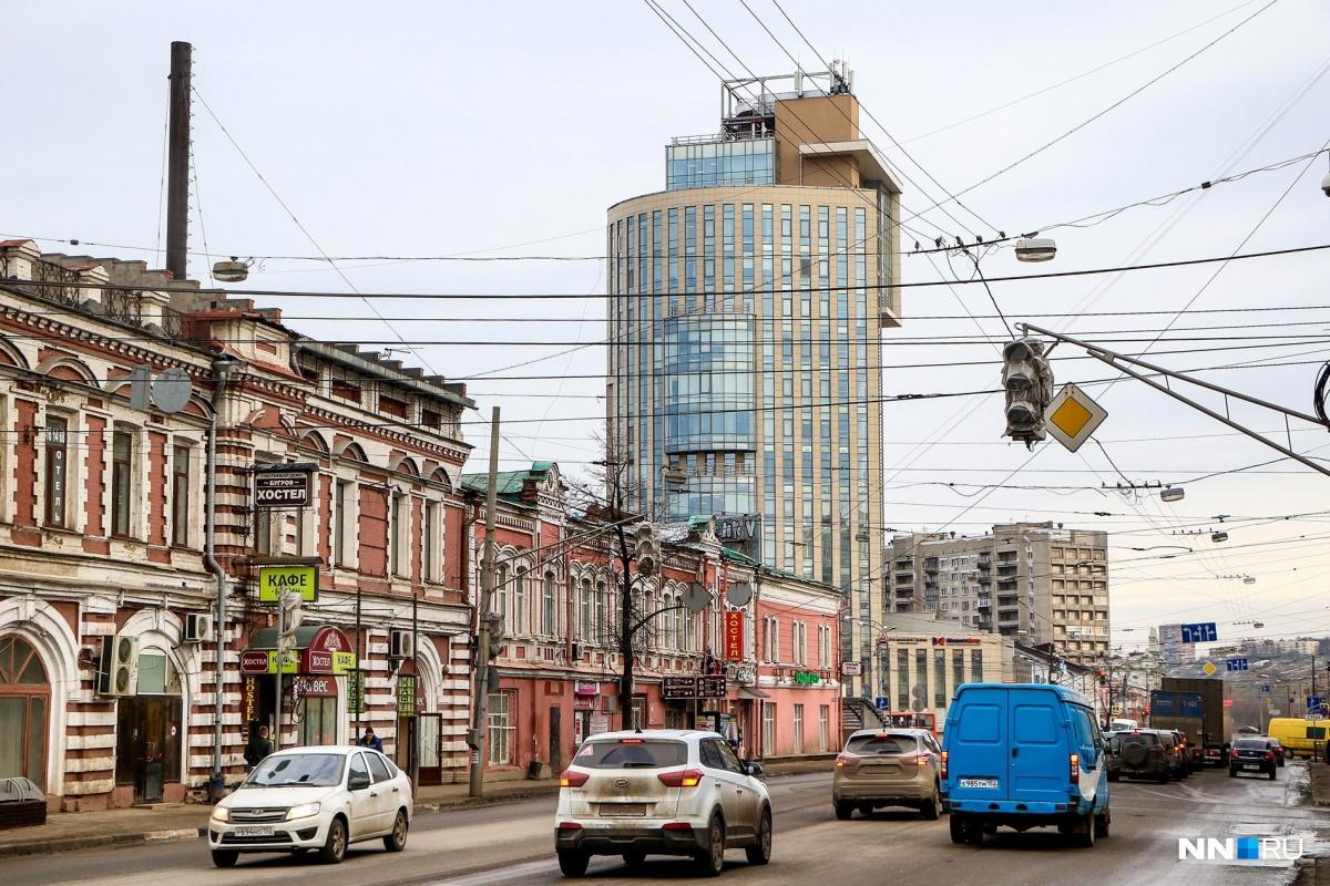 Гуляем по улице Советской