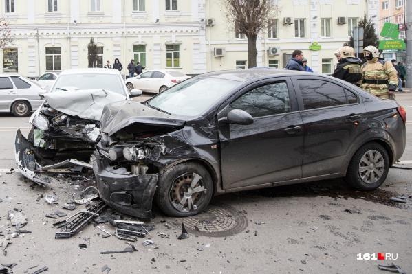 В 2018 году в Ростовской области в ДТП погибли 554 человека