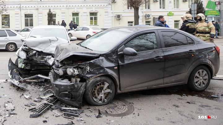 Ростовская область вошла в тройку регионов по числу смертельных ДТП