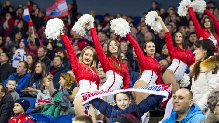 Больше красного: болельщиков зовут прийти на первый матч в цветах «Локомотива»