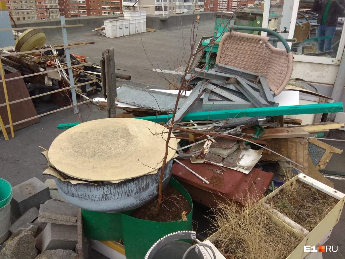 По словам Николая Ивановича, соседи были против уничтожения