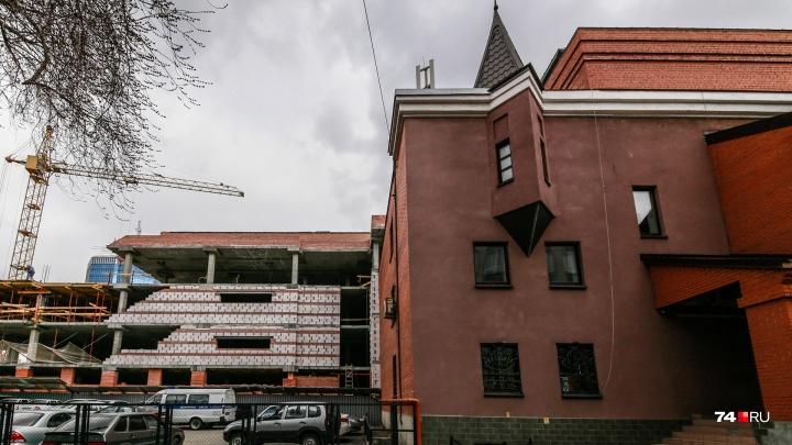 Бренды вместо старинного пивного завода: в центре Челябинска построят новый торговый комплекс