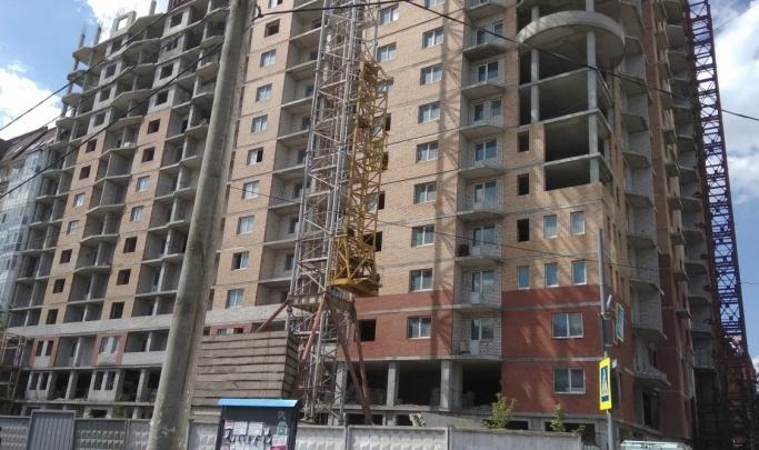 Самарский «памятник бездействию» на Садовой — Вилоновской планируют достроить к 2022 году