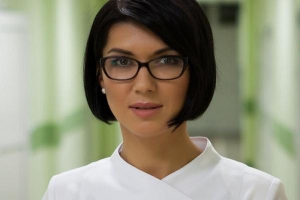 Марина Другова — главный врач Центра медицинской профилактики
