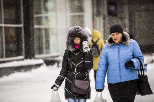 В конце недели дневная температура в Новосибирске повысится до -13 градусов