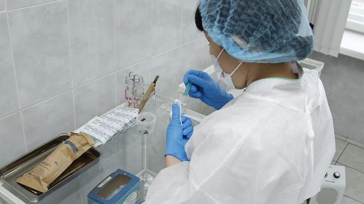 В Кургане ОРВИ и гриппом болеют 3380 человек, из них 48— госпитализированы