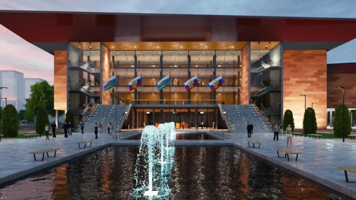 На суд архитекторов вынесут проект Дворца дзюдо в Екатеринбурге