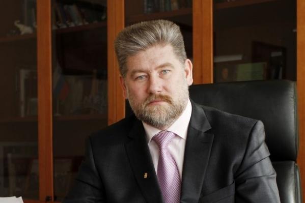 Игорь Шишкин руководил ТГИКом с 2011-го по начало 2019 года