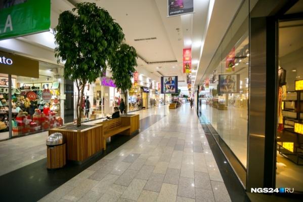 «Планета» считается самым большим торговым центром за Уралом