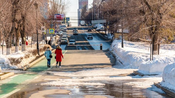 Снежные рекорды, прощайте! Самарцам обещают солнечные выходные