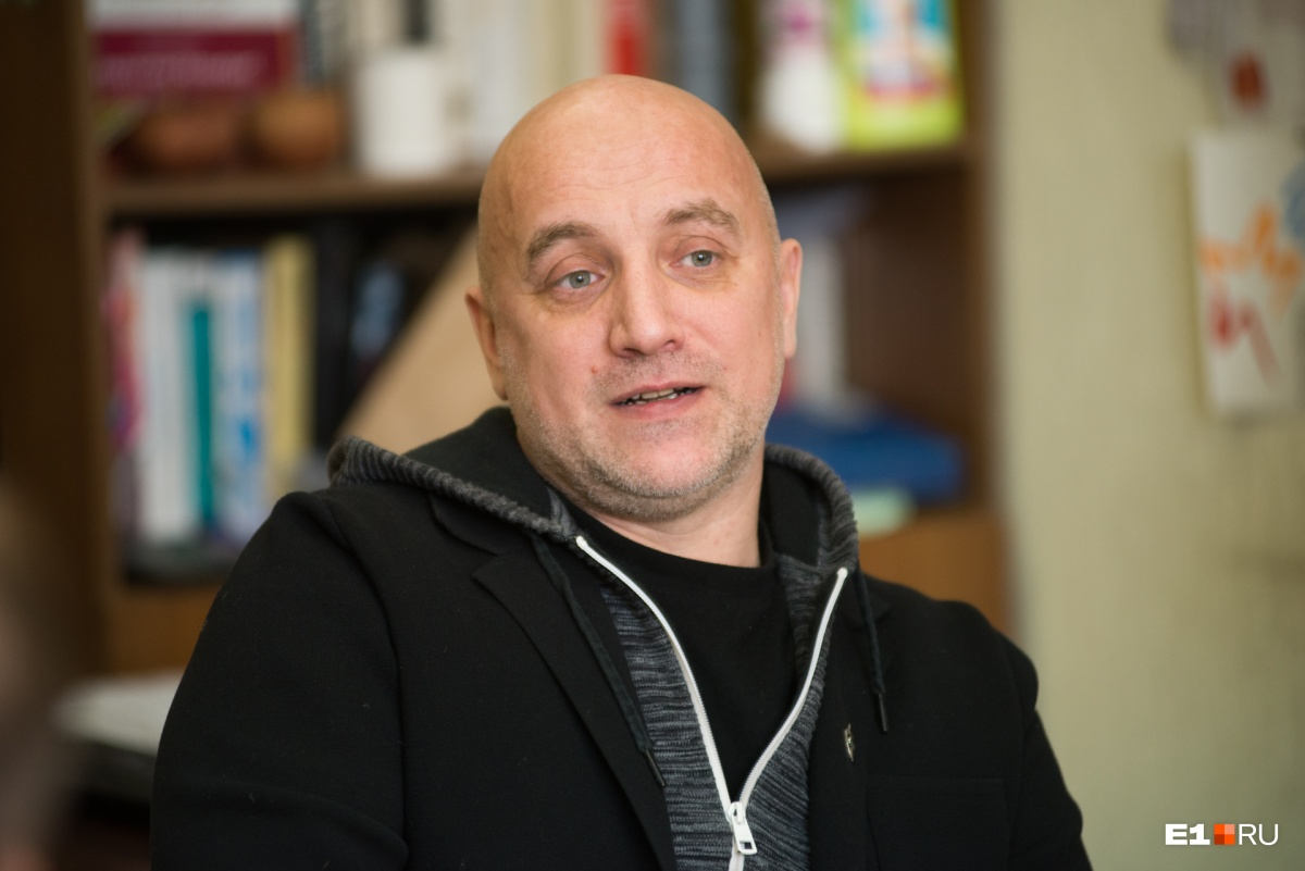 Захар Прилепин уверяет, что никогда не получал деньги от Кремля