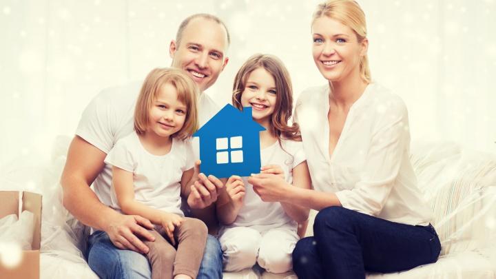 Новые ставки: семейную ипотеку по госпрограмме можно оформить от4,85% годовых