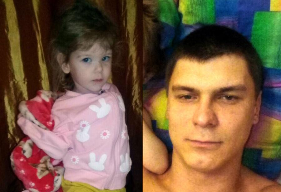 Розыск похитителя двухлетней девушки объявлен вНовосибирске