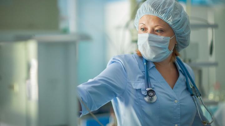 Новосибирские врачи забрали половину печени у страдающей пациентки