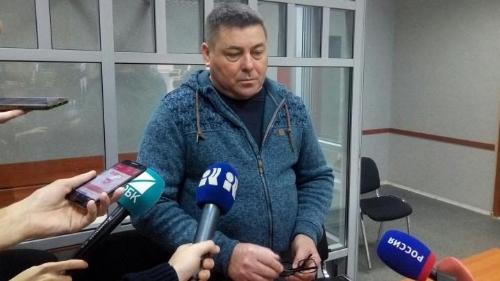 Пришел на заседание с вещами: в Перми оглашают приговор экс-директору «Стратегии» Петру Пьянкову