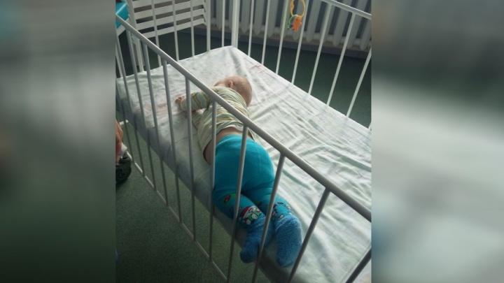 В подъезде уфимской многоэтажки нашли младенца