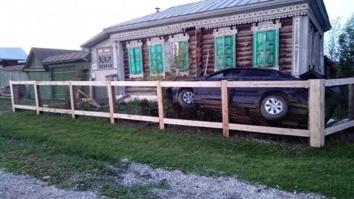 Пункт назначения в Башкирии: водитель KIA Rio насмерть сбил пенсионерку в огороде