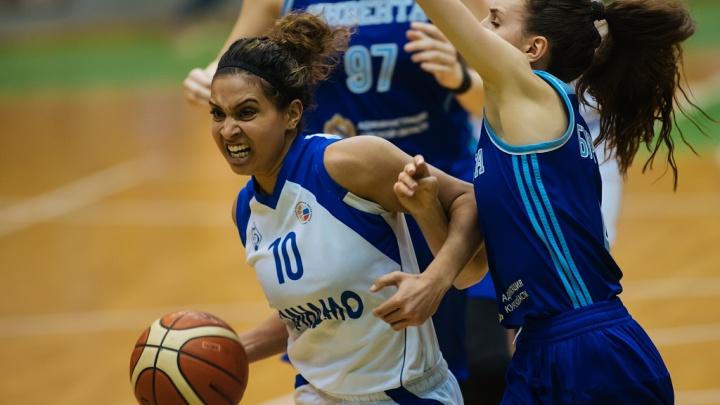 Вторая победа подряд: БК «Динамо»одержал победу над«Инвентой» из Курска