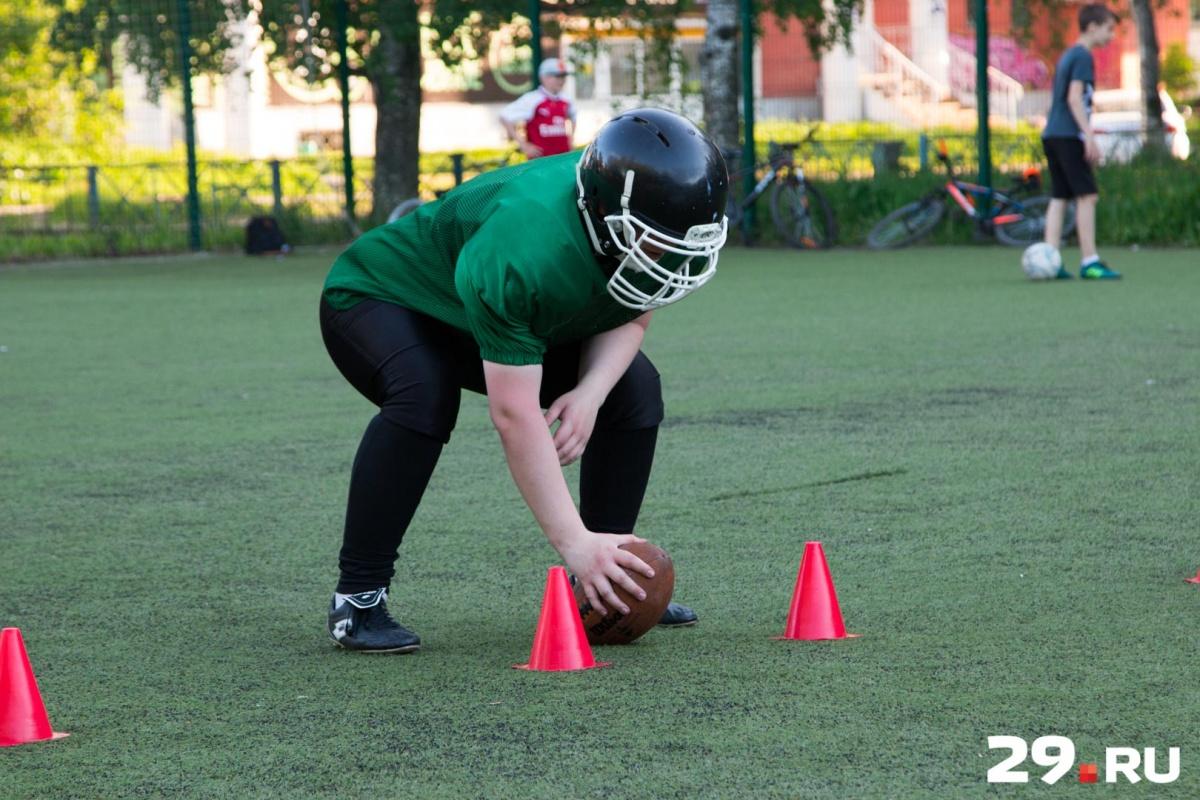 Не мундиалем единым: как и зачем американский футбол приходит в жизнь архангельской молодежи