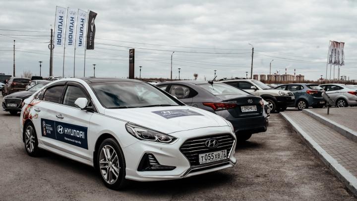Выгода до 200000 рублей на модельный ряд Hyundai в «Восток Моторс»