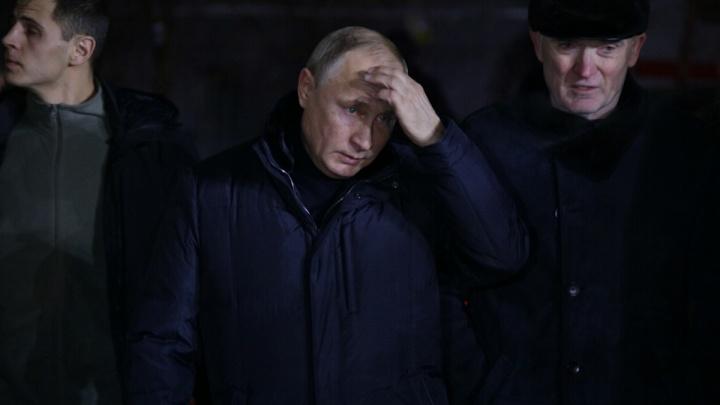 Владимир Путин оценил масштабы разрушения в Магнитогорске и пообещал пострадавшему мальчику подарок