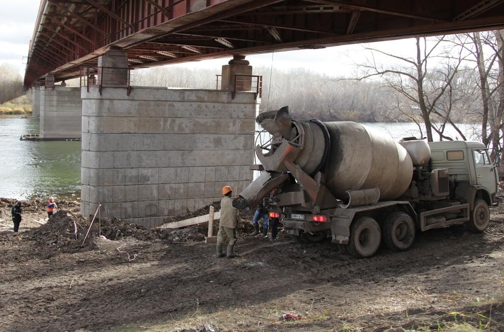 10 млн от БСК: ремонт моста в Стерлитамаке переходит к завершающему этапу
