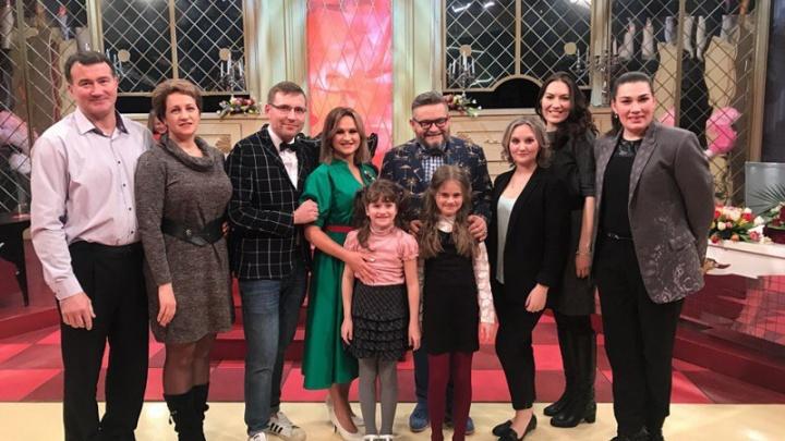 Жительница Ярославской области перевоплотилась в передаче «Модный приговор»