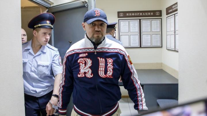 Попытка номер восемь: в Волгограде вынесут приговор предпринимателю Виталию Брудному