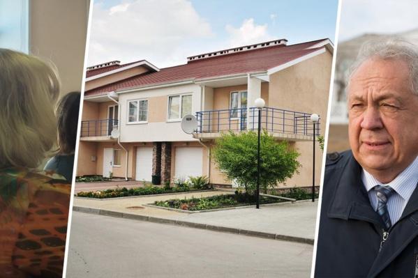 Из-за строительного бизнеса в Чехии Николай Янов чуть не лишился мандата депутата Заксобрания Челябинской области