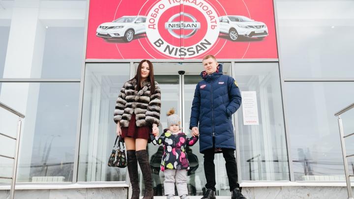 Безупречный, как ни крути: молодая семья оценила новый Nissan X-Trail