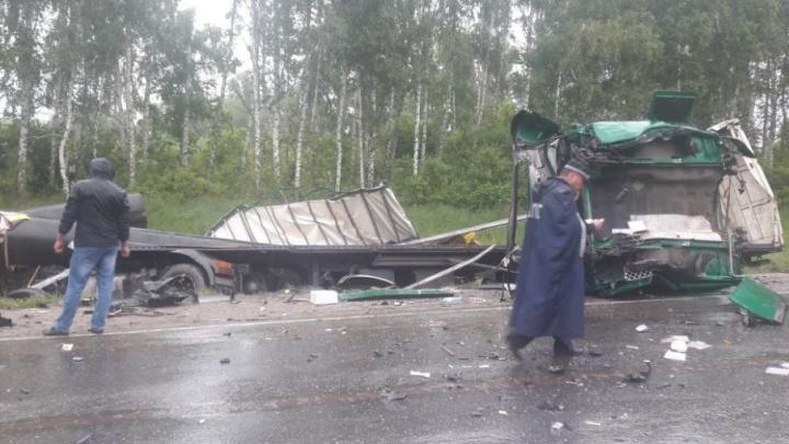За вознаграждение: родные ищут свидетелей аварии на трассе в Башкирии, в которой пострадала пара