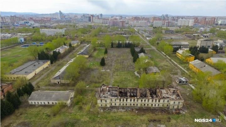 Минобороны отдало землю военной части на Малиновского для новых домов обманутых дольщиков