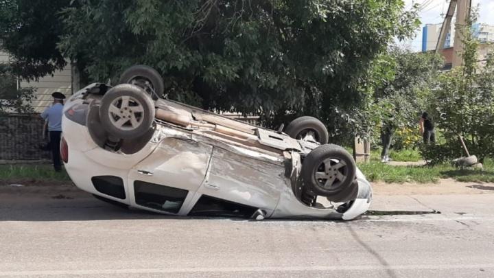 Перевернулся на крышу: водитель за рулем французского внедорожника погиб в Стерлитамаке