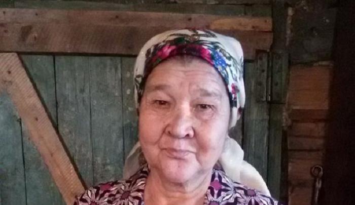 В Башкирии 67-летняя женщина ушла из дома и не вернулась