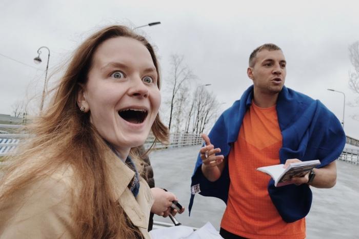 На этом фото — Ирина Бондарович вместе с Артёмом Дзюбой