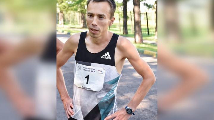 Бежал сутки без остановки: атлет из Прикамья преодолел 265 километров и победил в супермарафоне