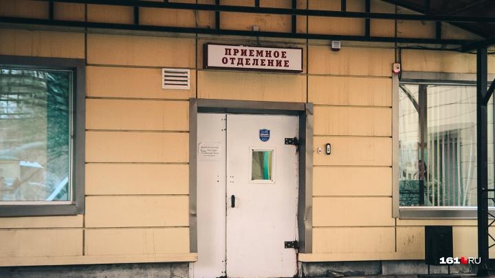 В Ростовской области школьница в больнице родила ребенка и выбросила его в туалет